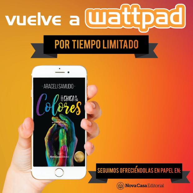 la chica de los colores vuelve a wattpad-01